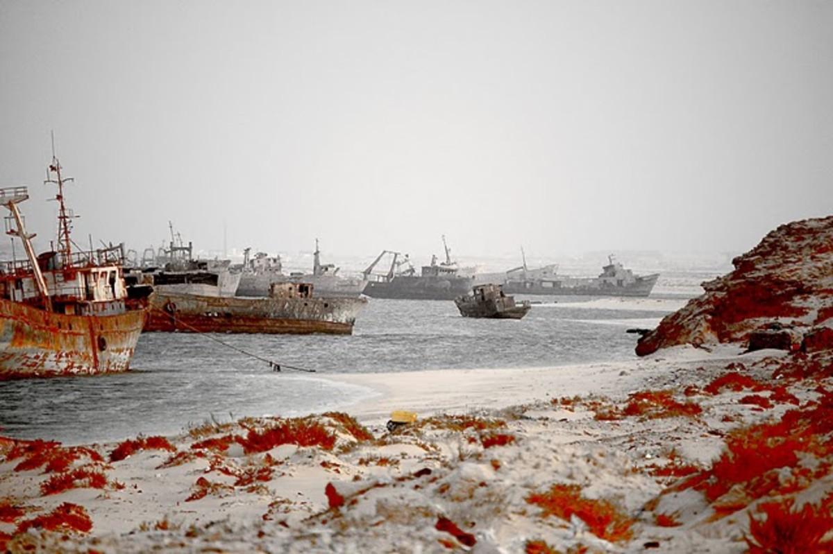 Bay of Nouadhibou
