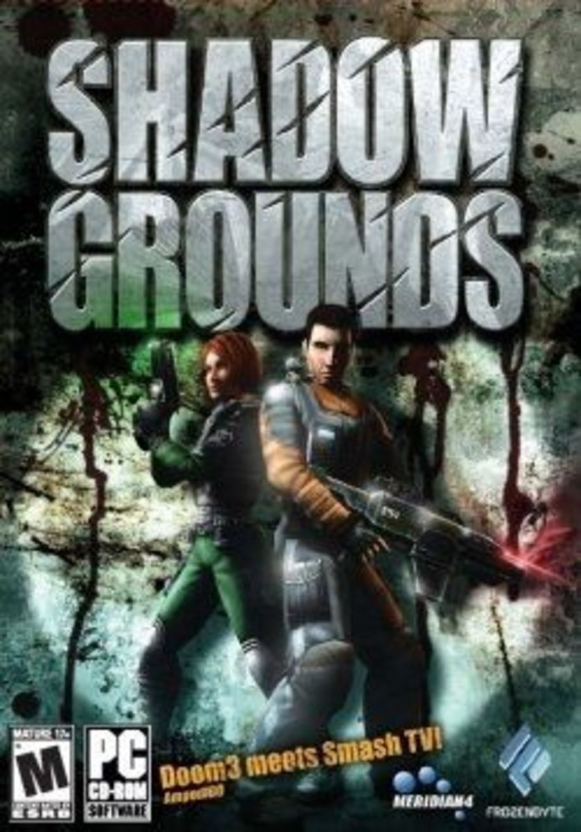 Shadowgrounds PC Game