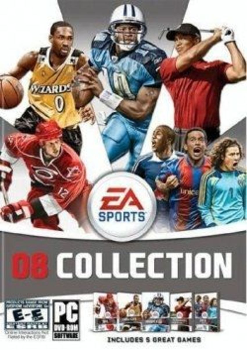 EA Sports PC Game Collection