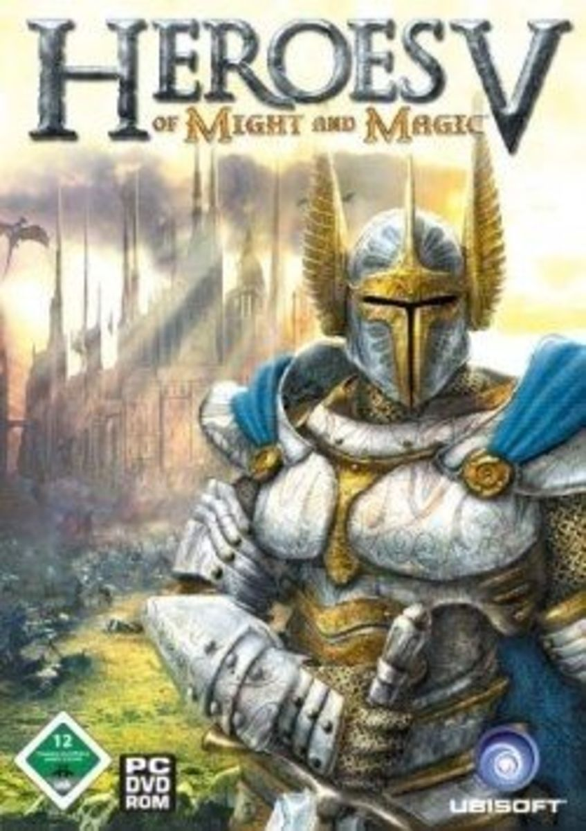 Heroes of Might and Magic PC game