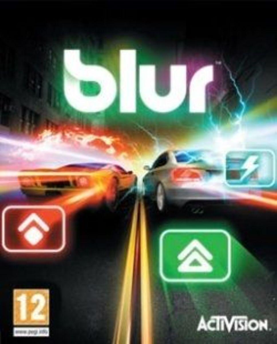 Blur PC Game