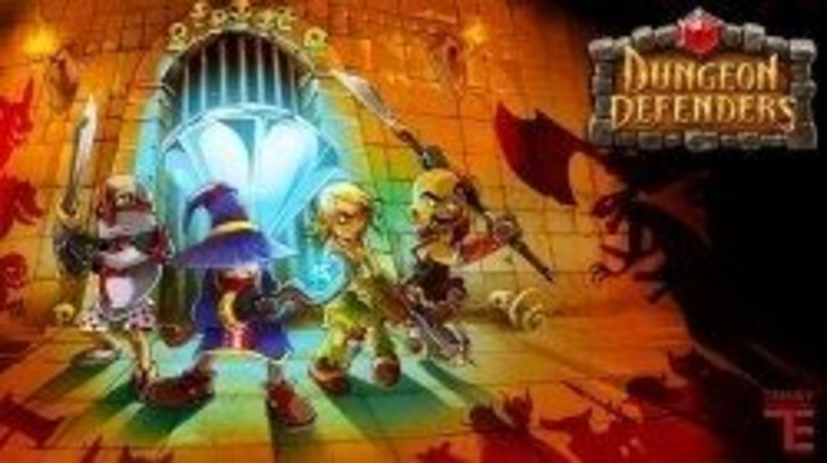 Dungeon Defenders PC Game