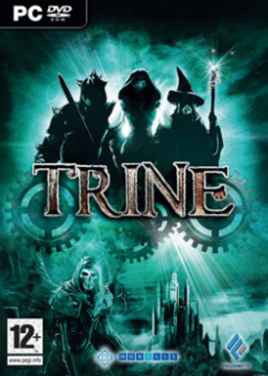 Trine PC game