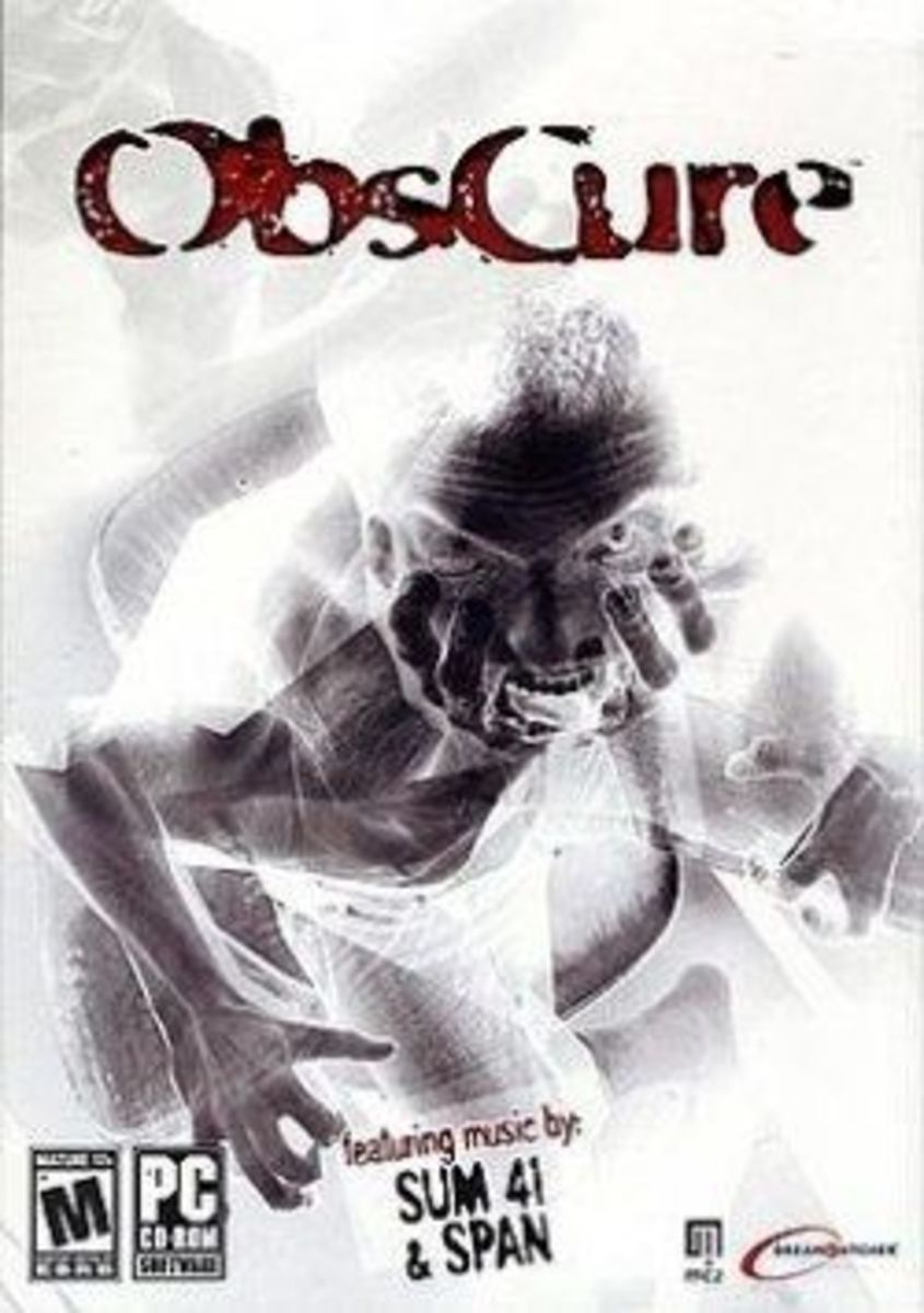 Obscure PC Game