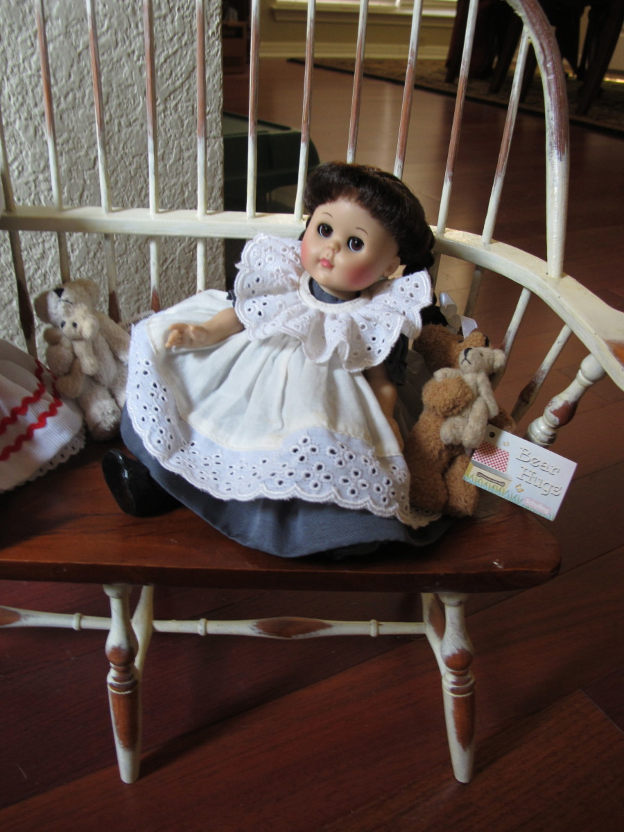 Collectible Dolls | Ginny Dolls