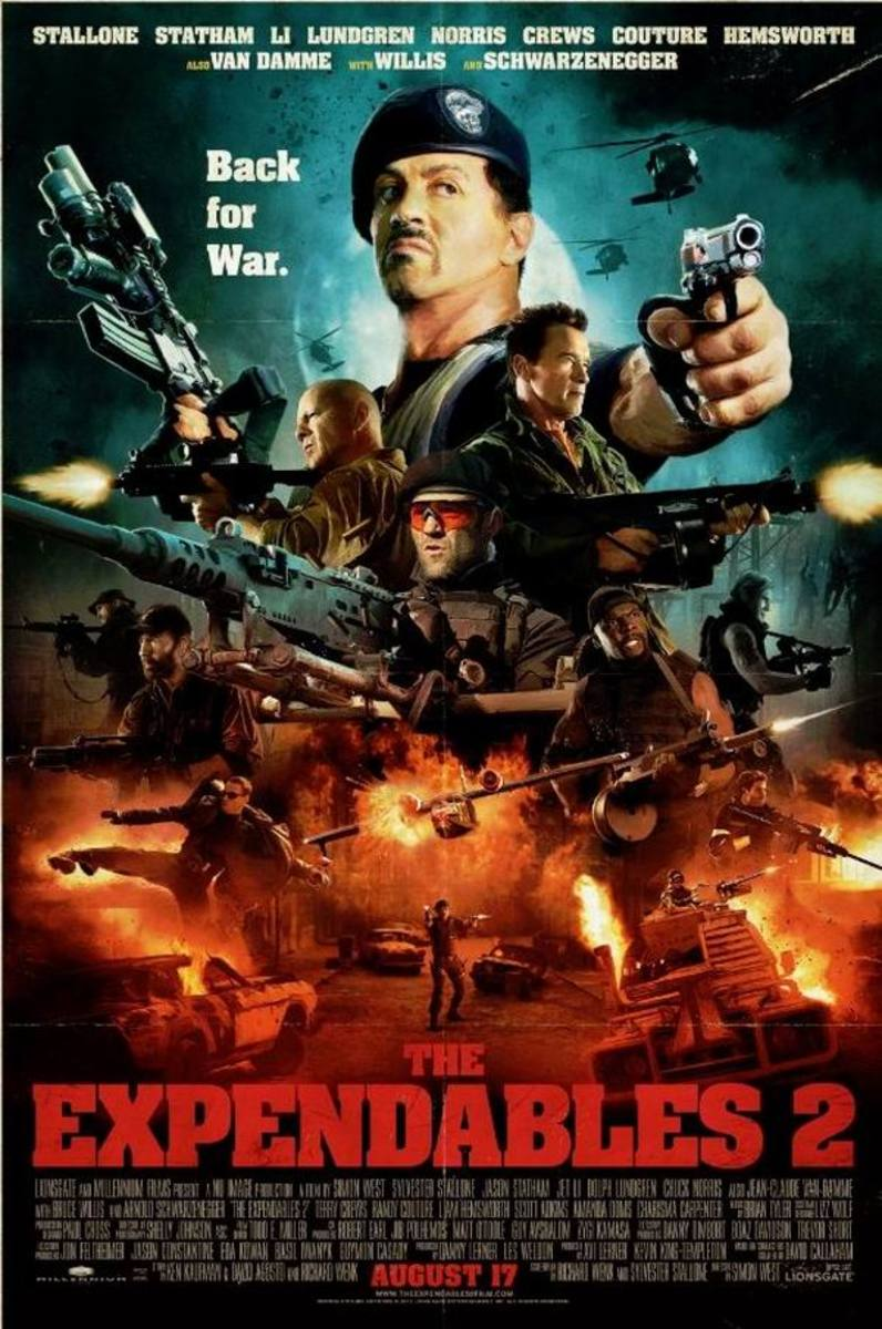 The Expendables (2012)