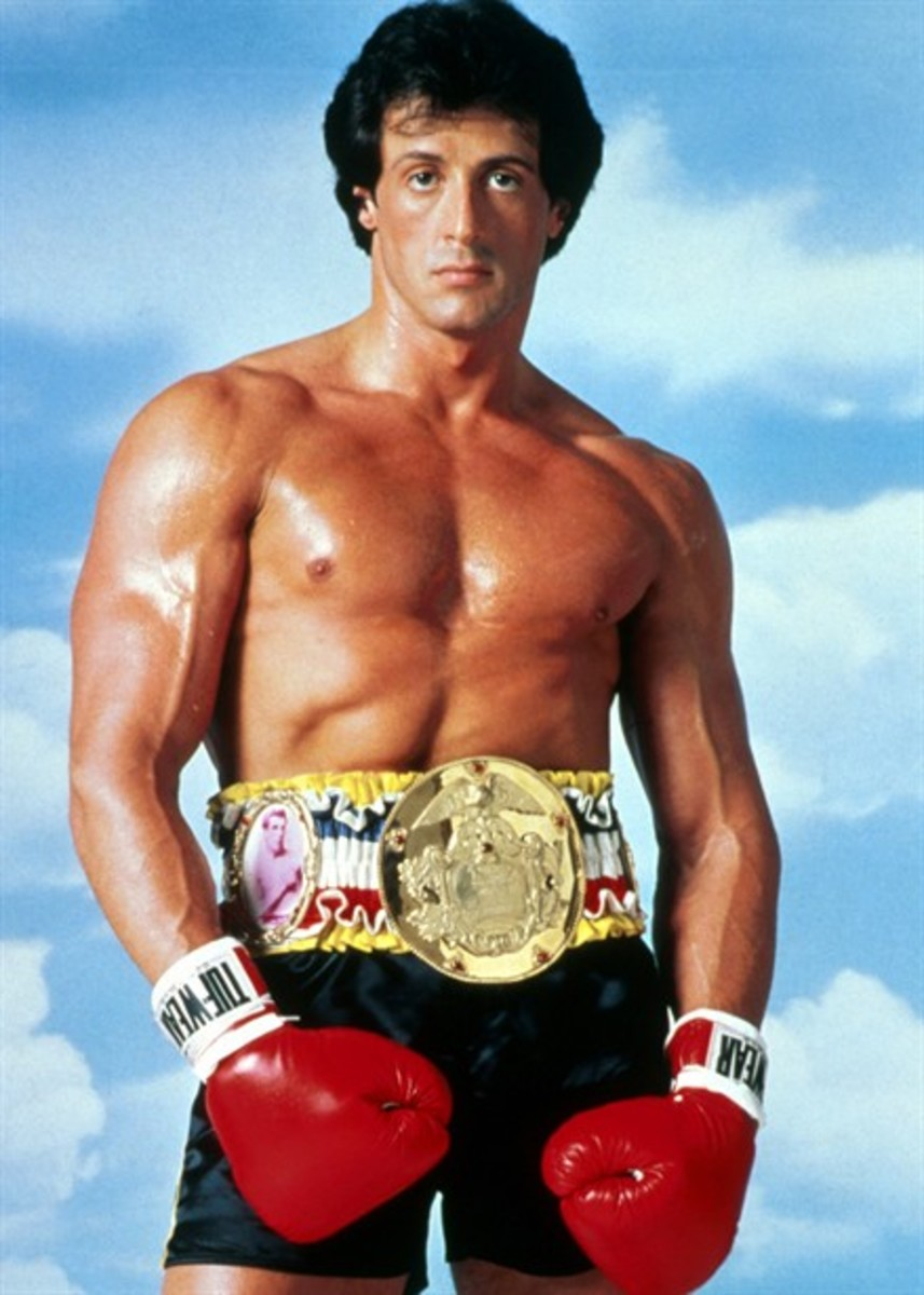 Sylvester Stallone - 100 Years of Movie Posters - 29