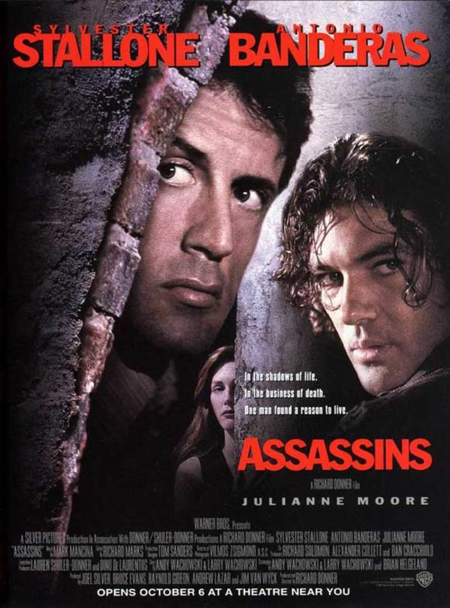Assassins (1996)