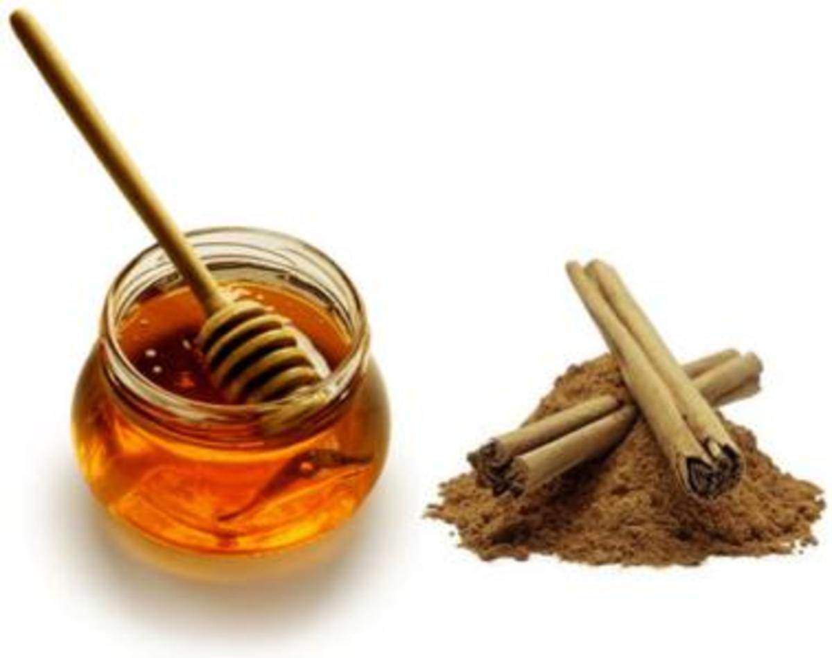 honey and cinnamon - a magic mix of healing