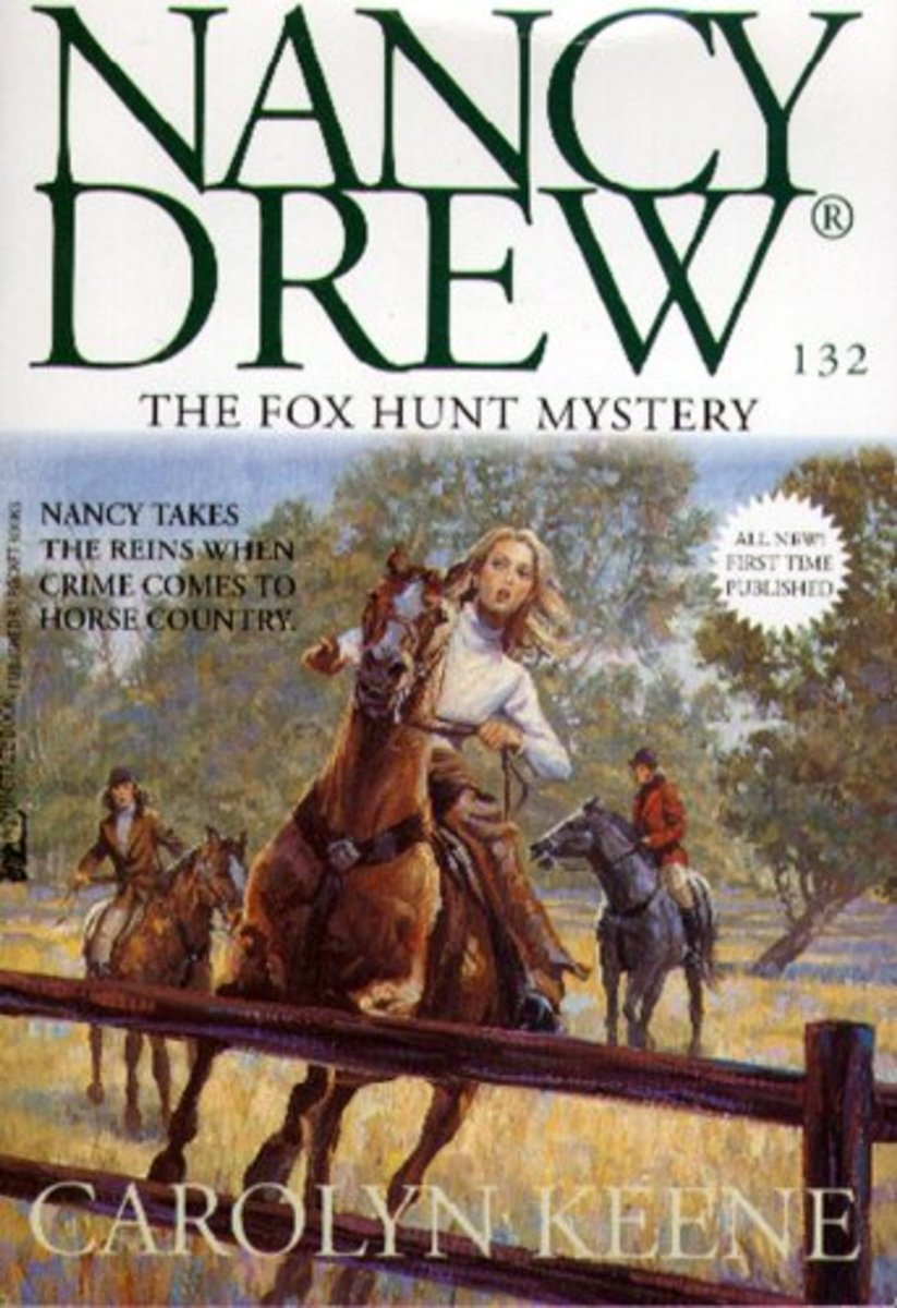 The Fox Hunt Mystery by Carolyn Keene