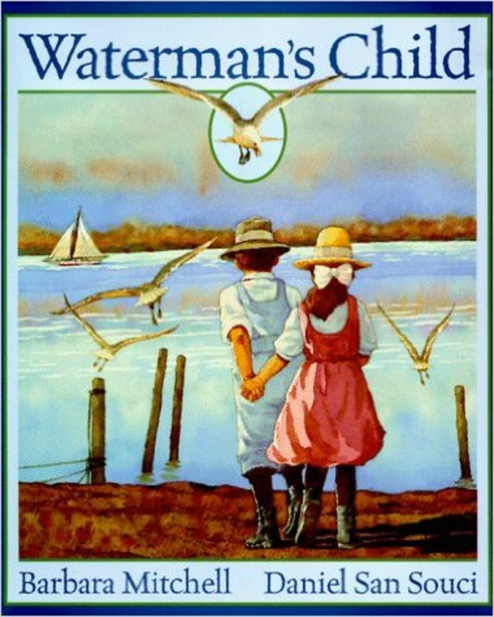 Waterman's Child by Barbara Mitchell