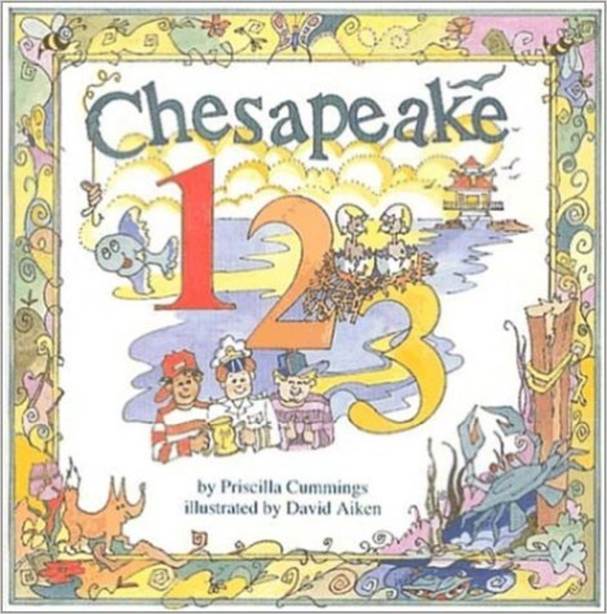 Chesapeake 1-2-3 by Priscilla Cummings