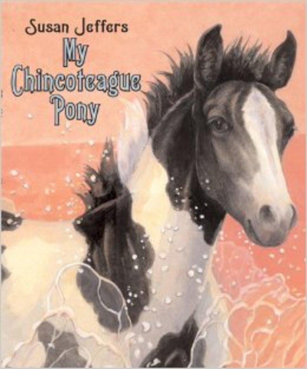 My Chincoteague Pony by Susan Jeffers