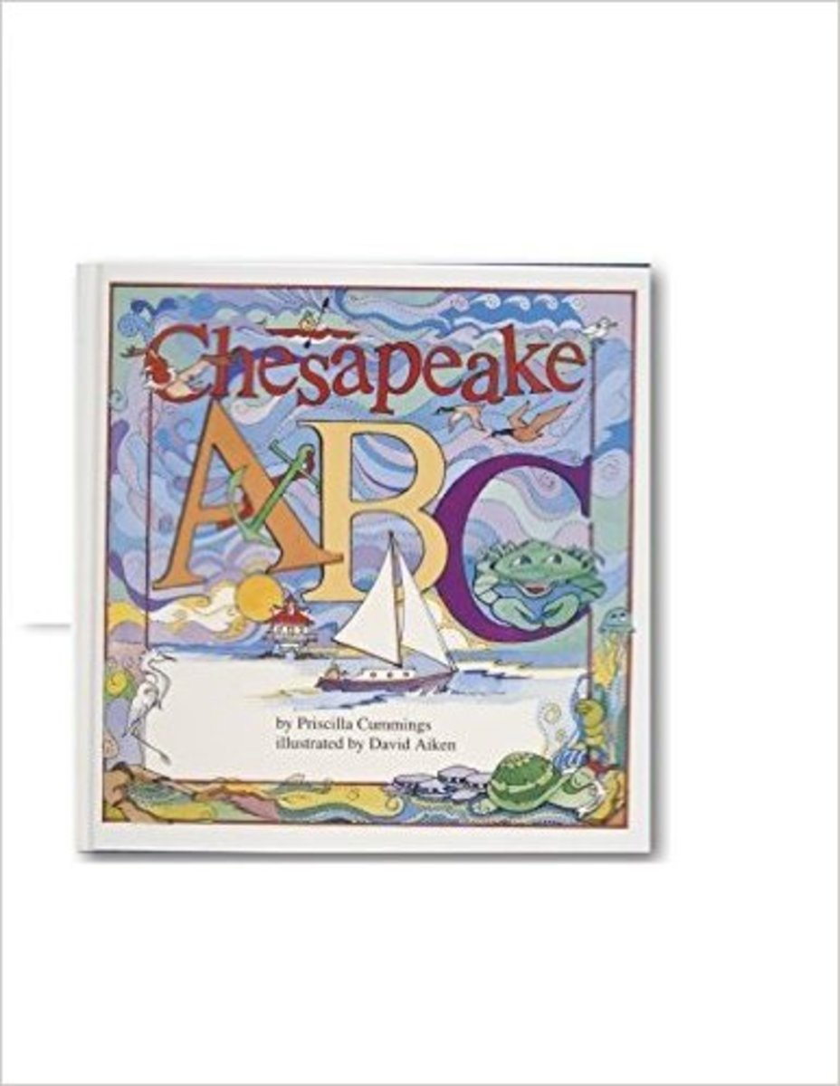 Chesapeake ABC by Priscilla Cummings