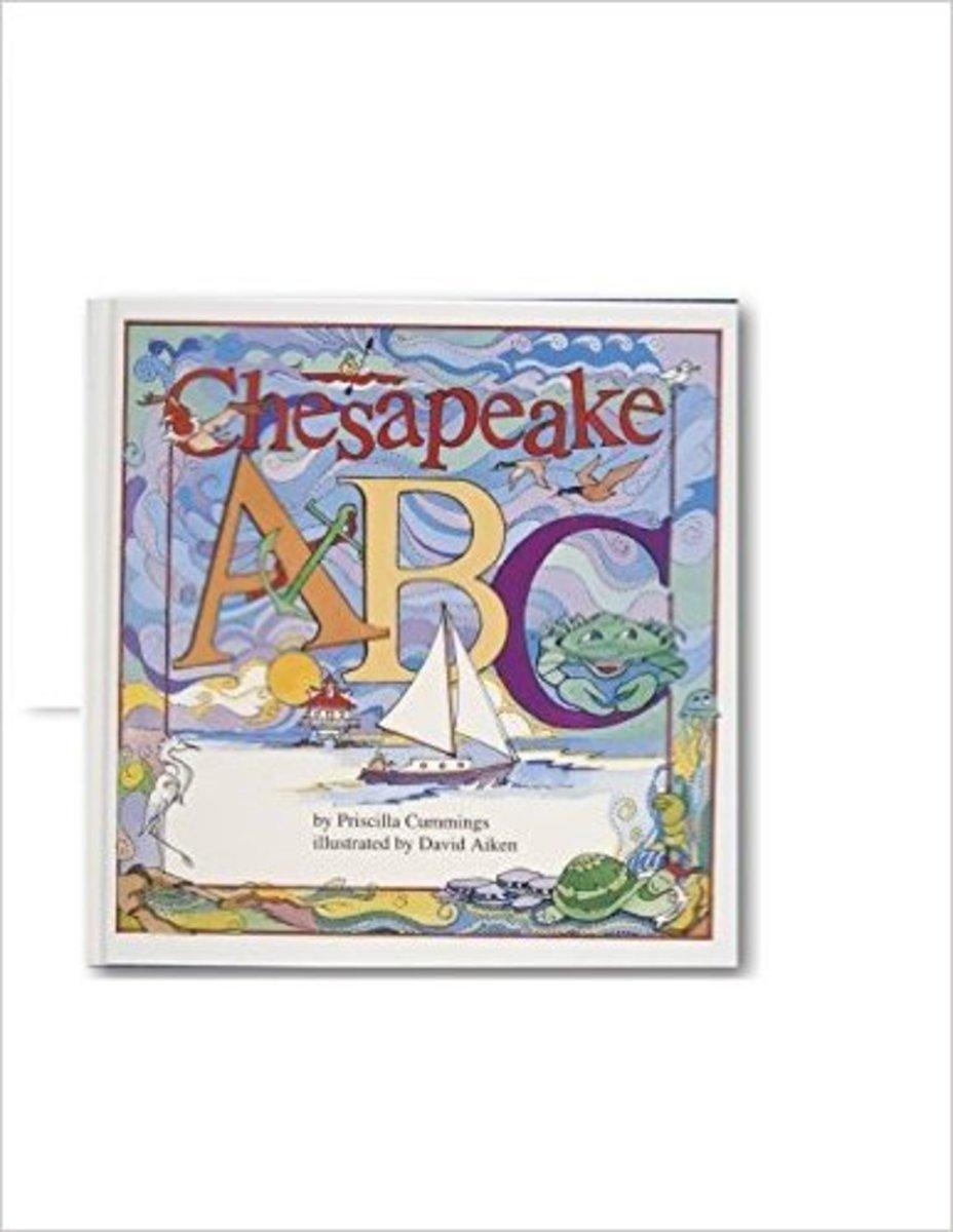 Chesapeake ABC by Priscilla Cummings