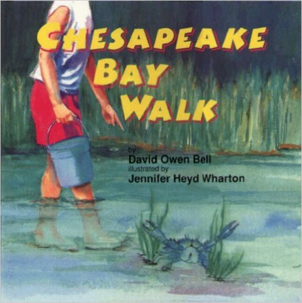 Chesapeake Bay Walk by David Owen Bell
