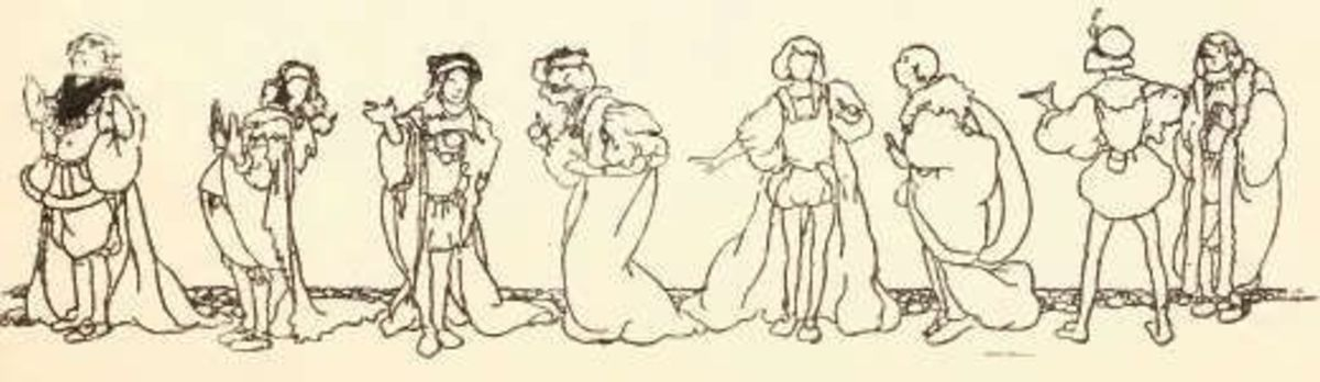 Vignette by Charles Robinson