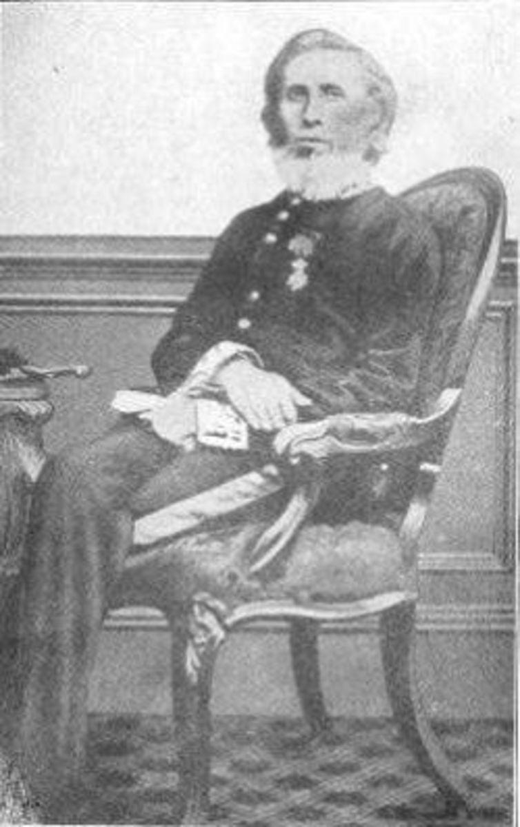 Oscar Wilde's father