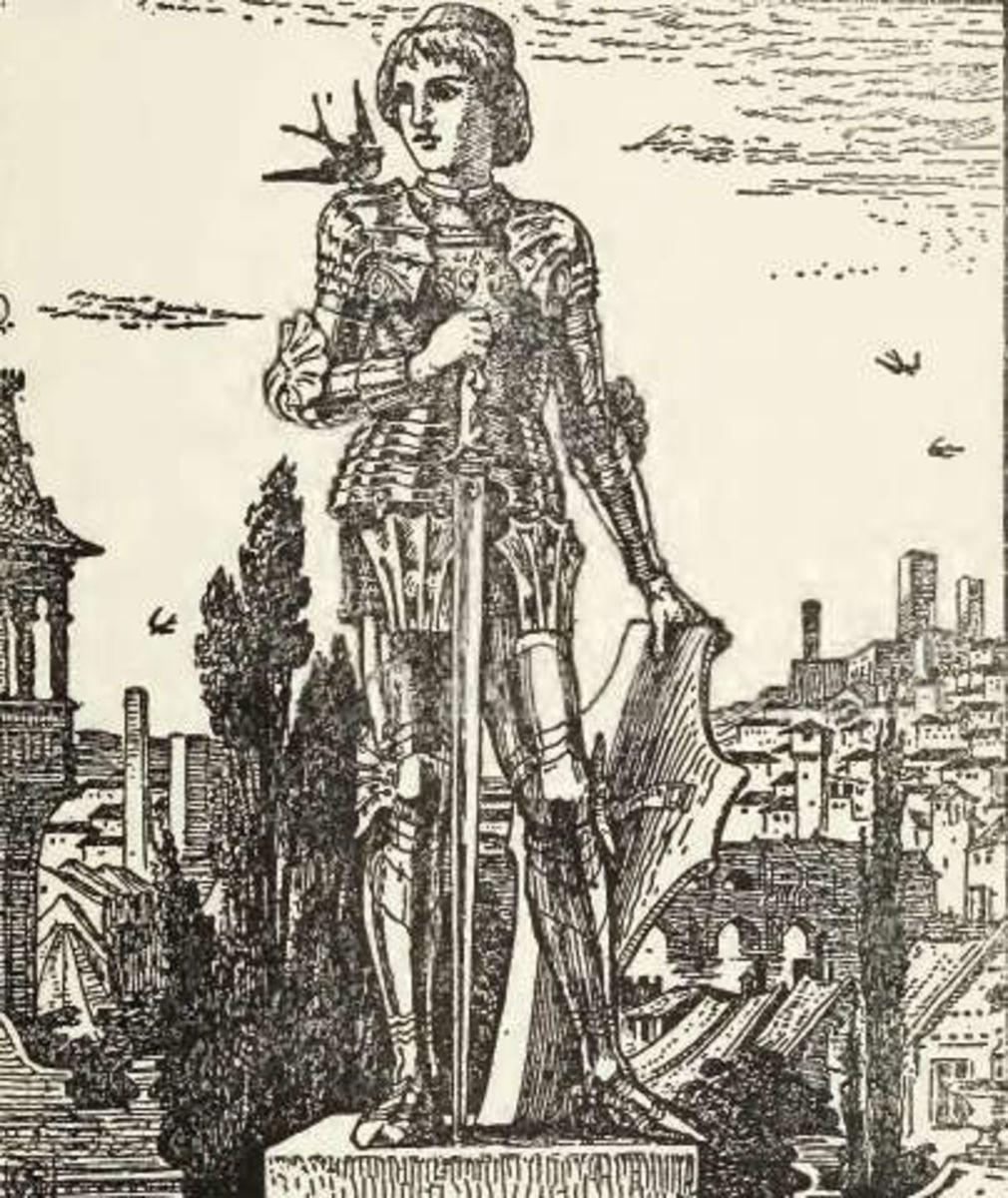 Illustration: Walter Crane
