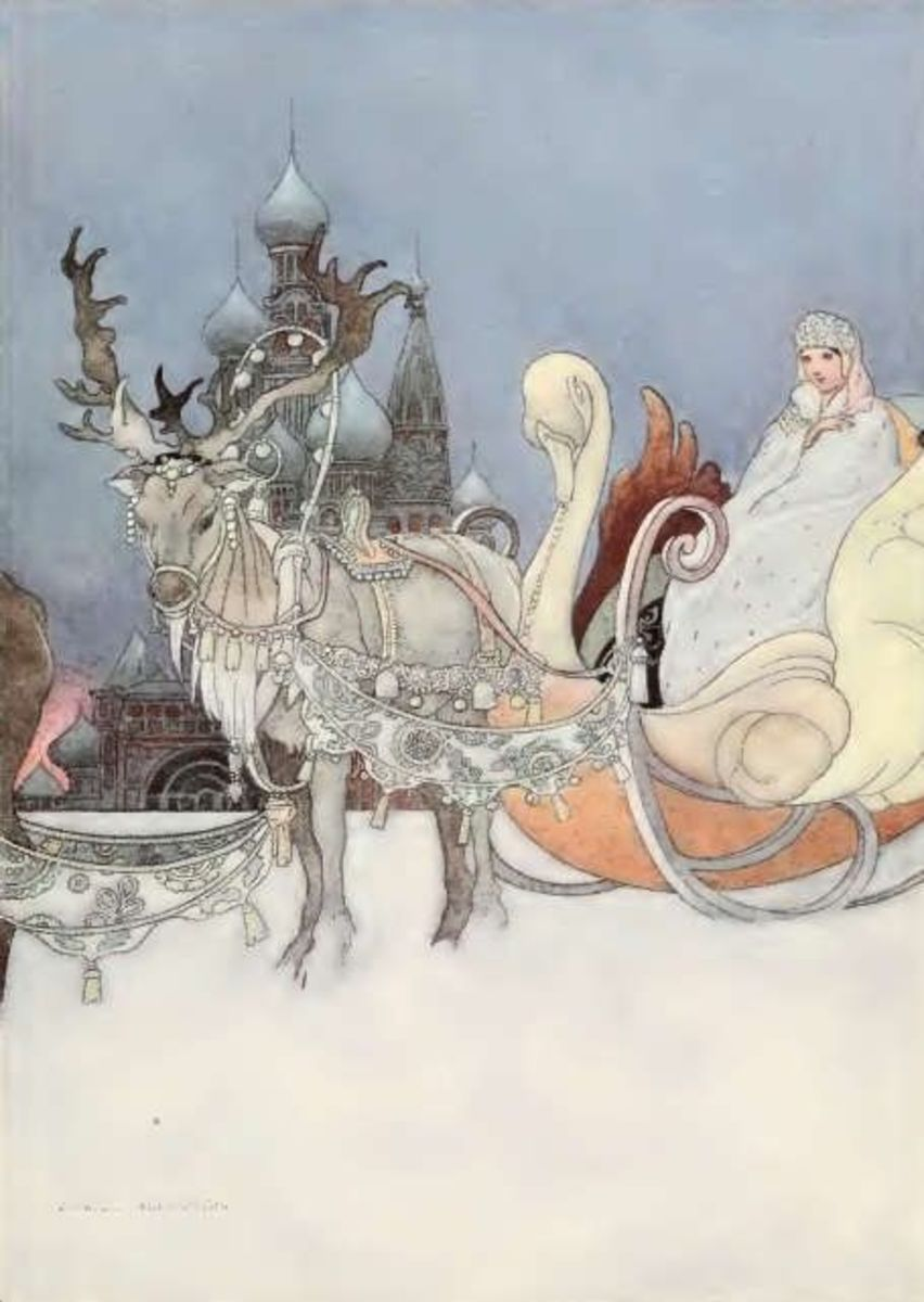 Illustration: Charles Robinson
