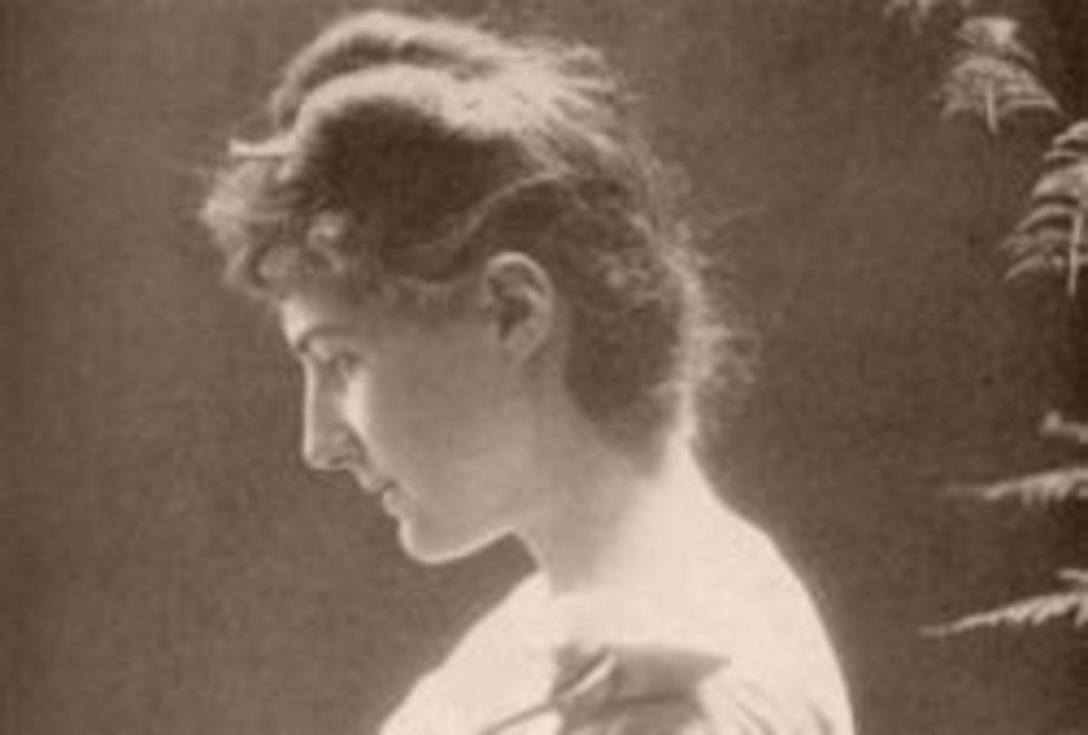 Florence Balcome, Oscar Wilde's first love