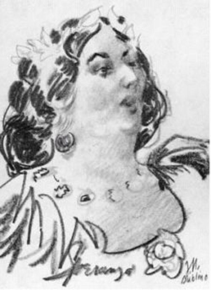 Oscar Wilde's mother