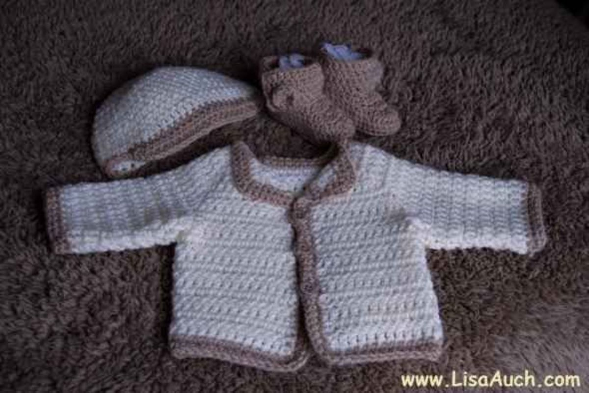My Favourite Free Crochet Cardigan Patterns And Crochet