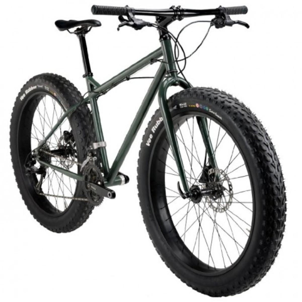 Nashbar fat mountain bike.