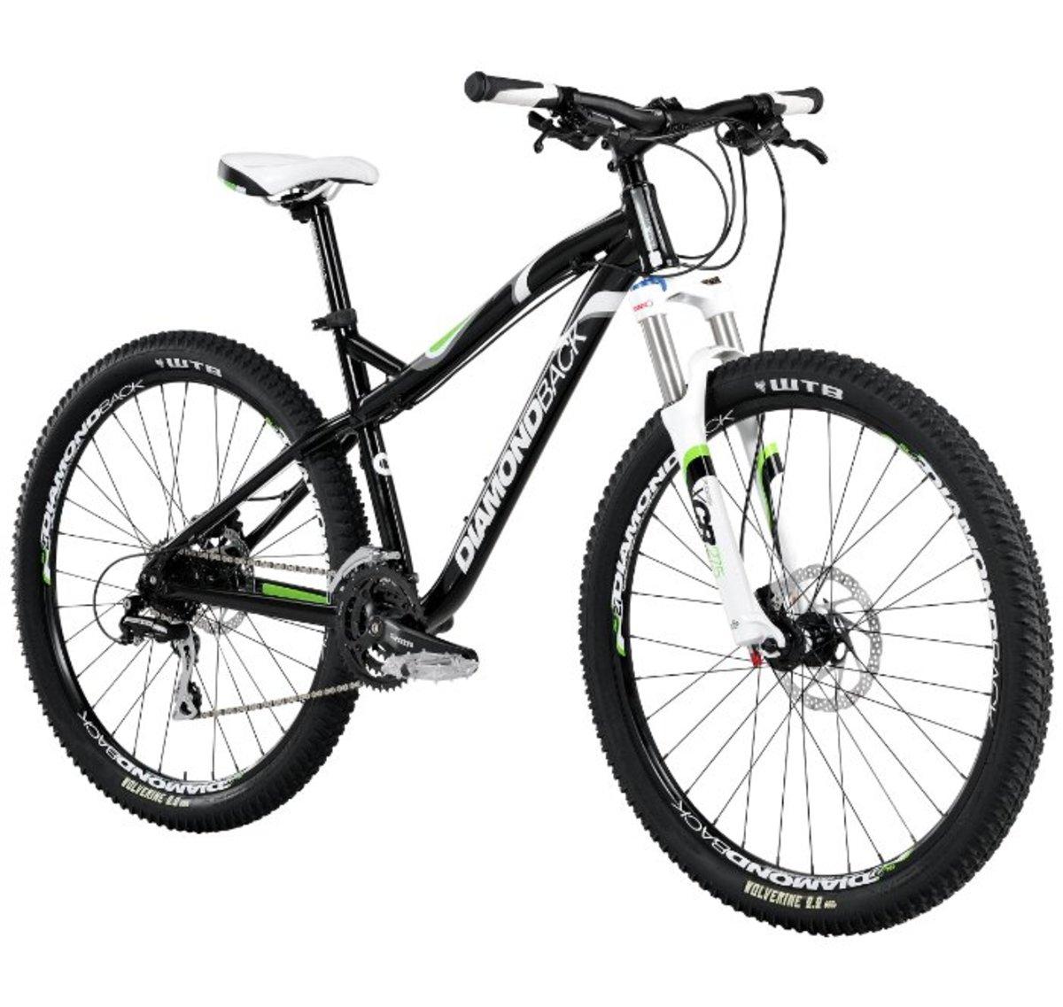 Diamondback Bicycles 2014 Lux Sport Women's Mountain Bike with 27.5-Inch Wheels