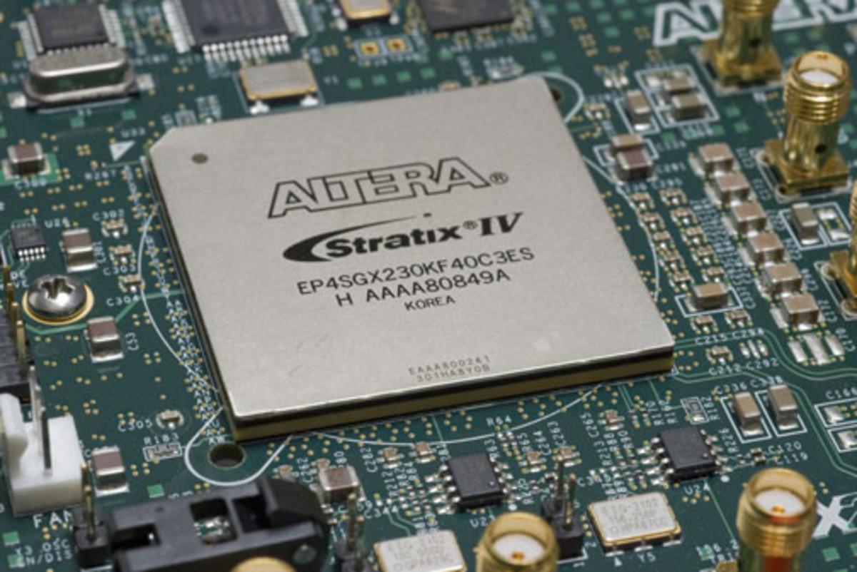Altera Stratix IV GX FPGA