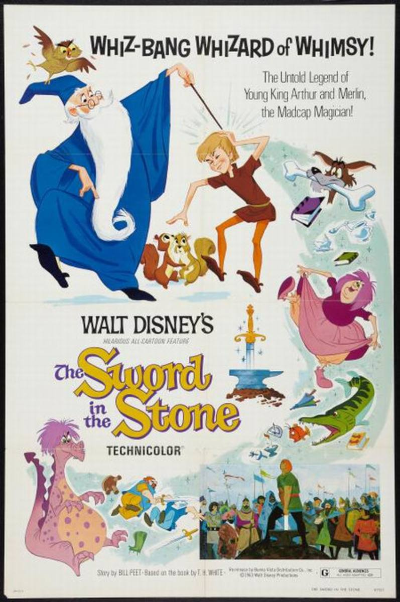Sword in the Stone (1961)