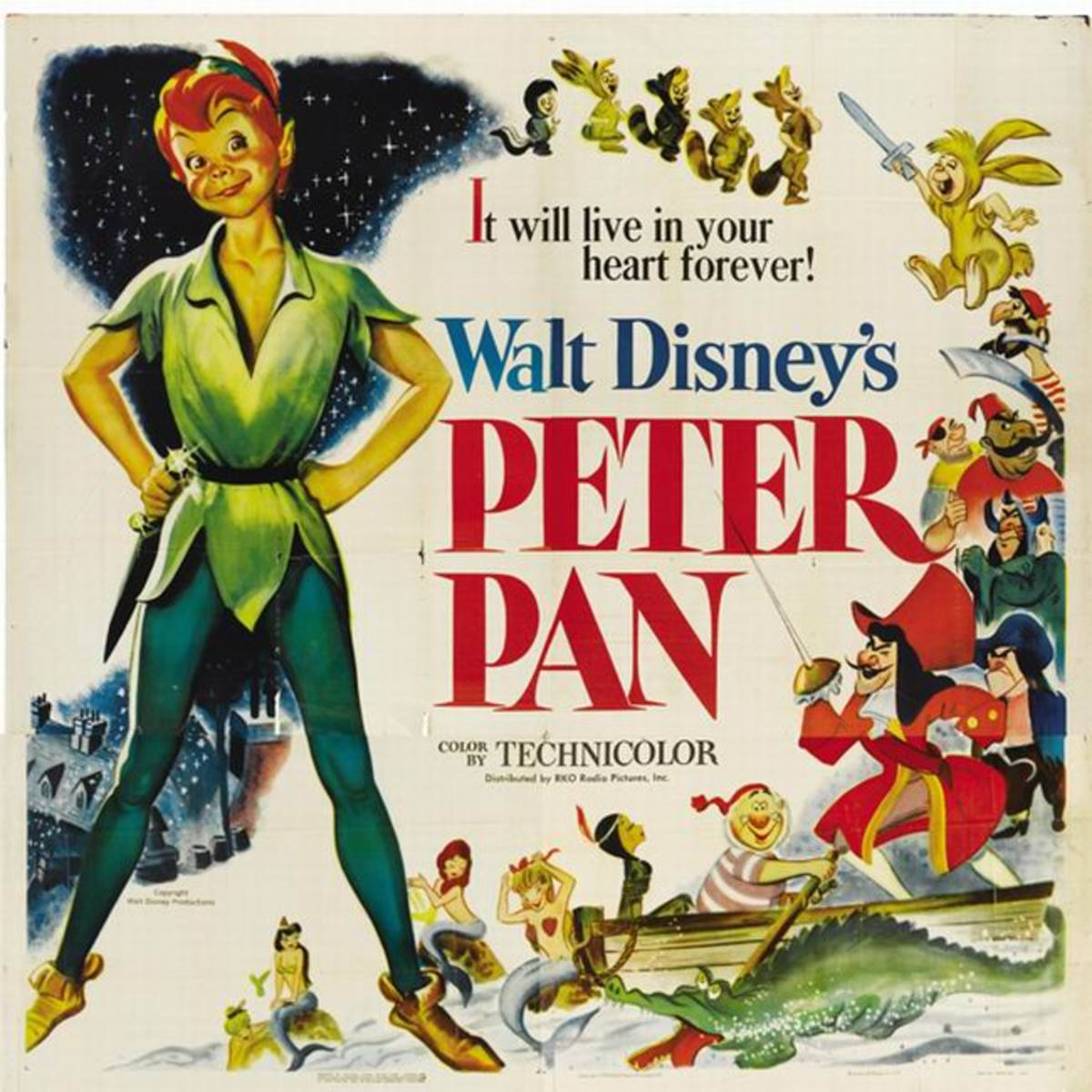 1944 1955 Compiled By John CBS May 12 Cast Margeurite Piazza Tony Martin William Frawley Peter Pan NBC March 7 Music Moose Charlap