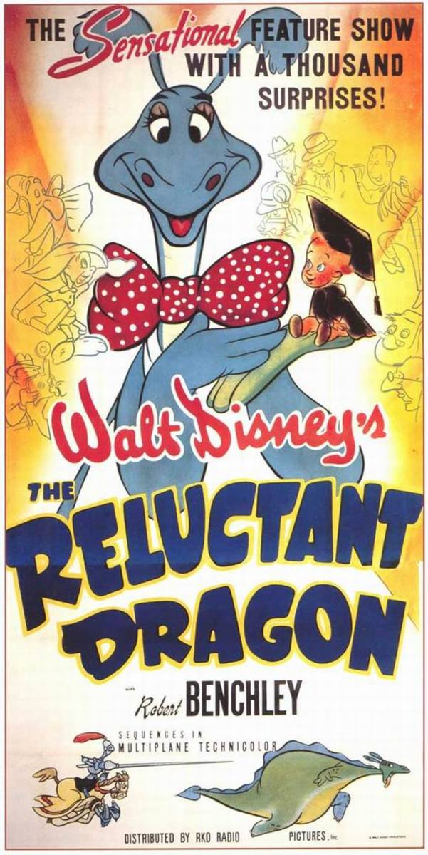The Reluctant Dragon (1942)