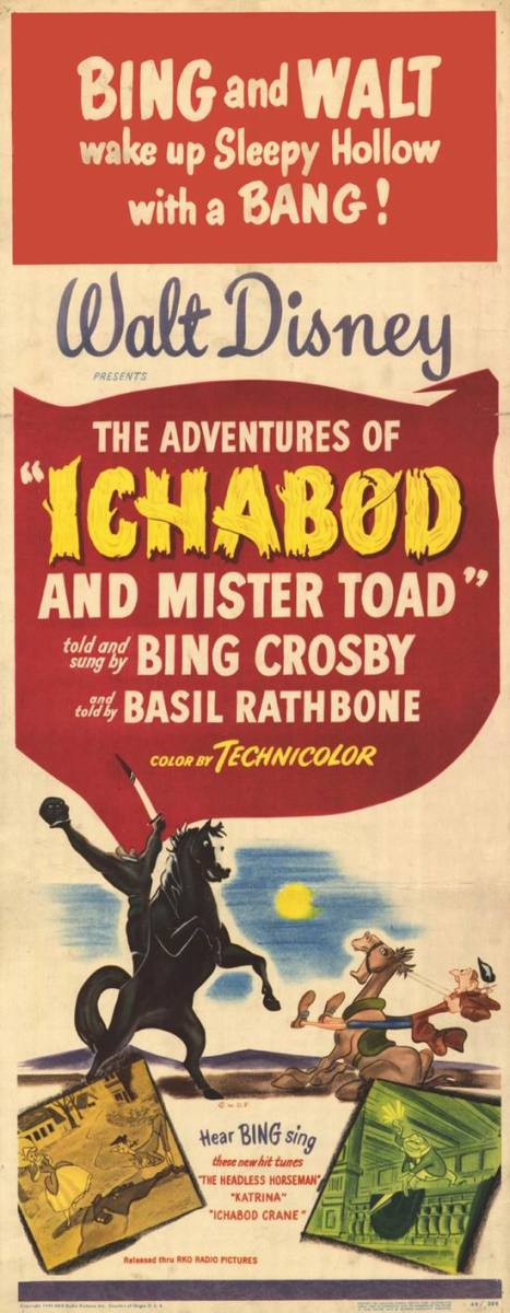 Ichabod and Mr. Toad (1949)
