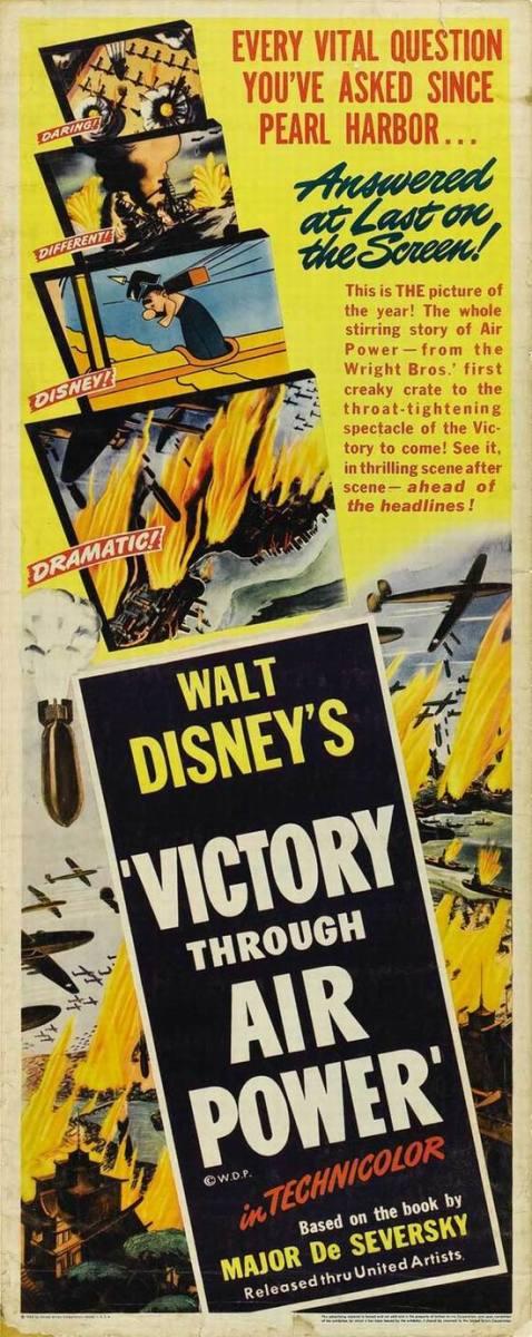 Victory Through Air Power (1943)