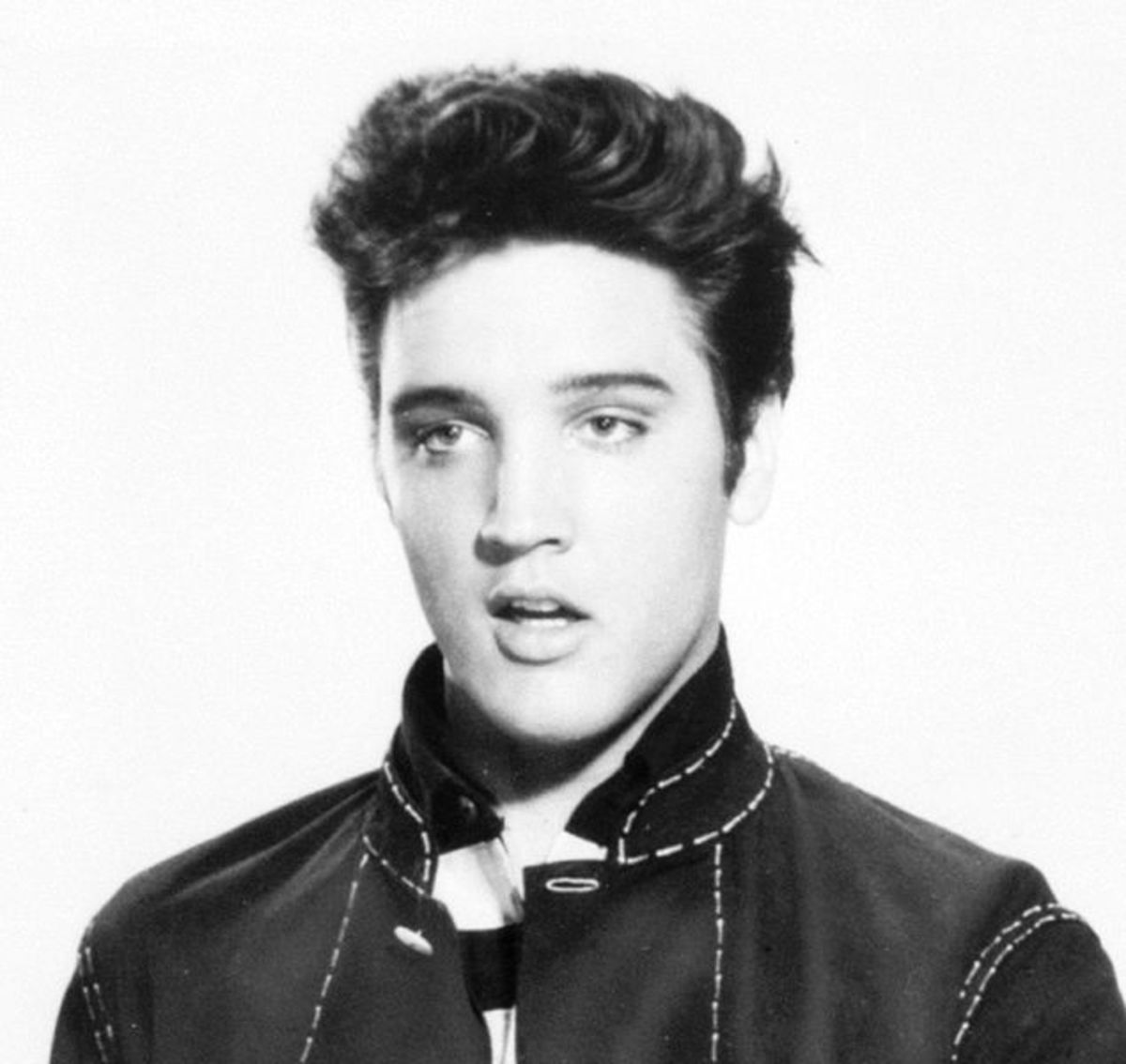 Elvis: Not really dead. Even if his dirty underwear is for sale on eBay.