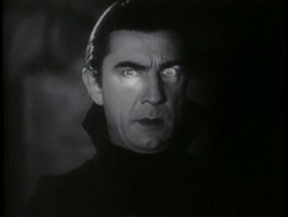 Real vampires don't sparkle! Bela Lugosi as Dracula.