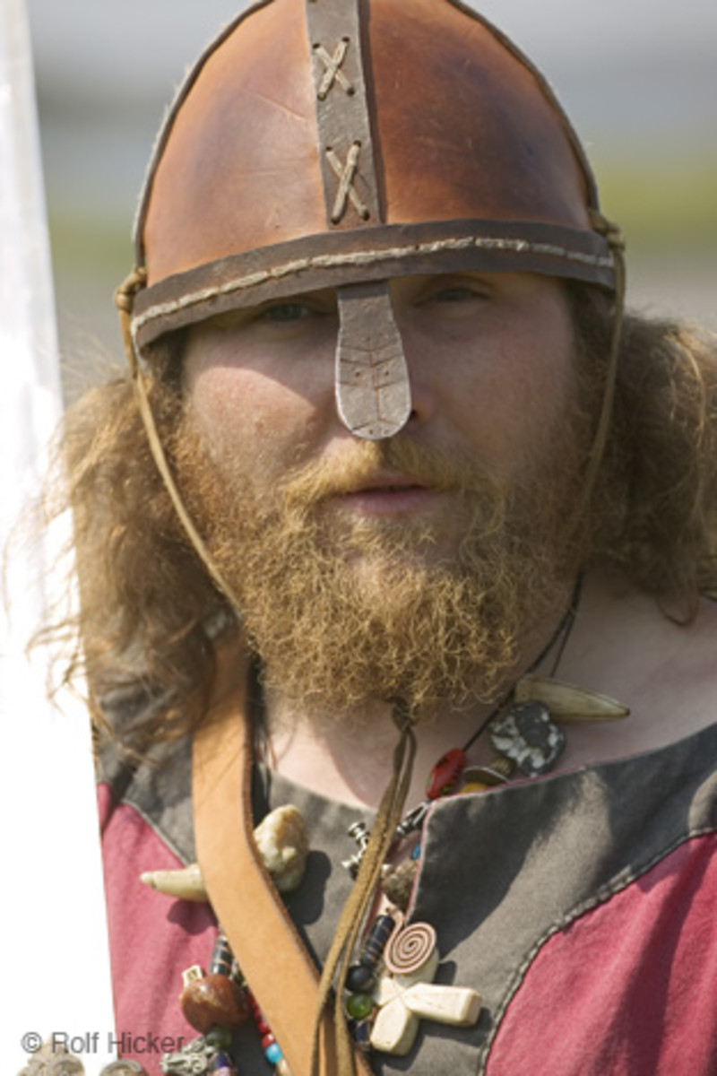 The first Vikings in Ireland came as raiders, but later they settled and founded the first towns in Ireland.