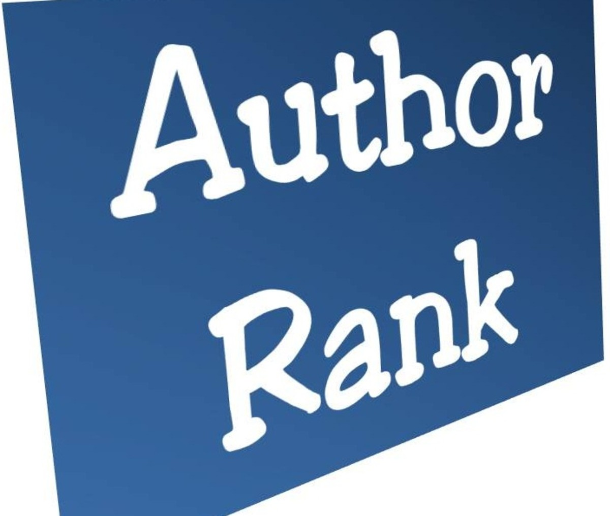 Author Rank is Google's method of ranking authors who contribute content to the internet.