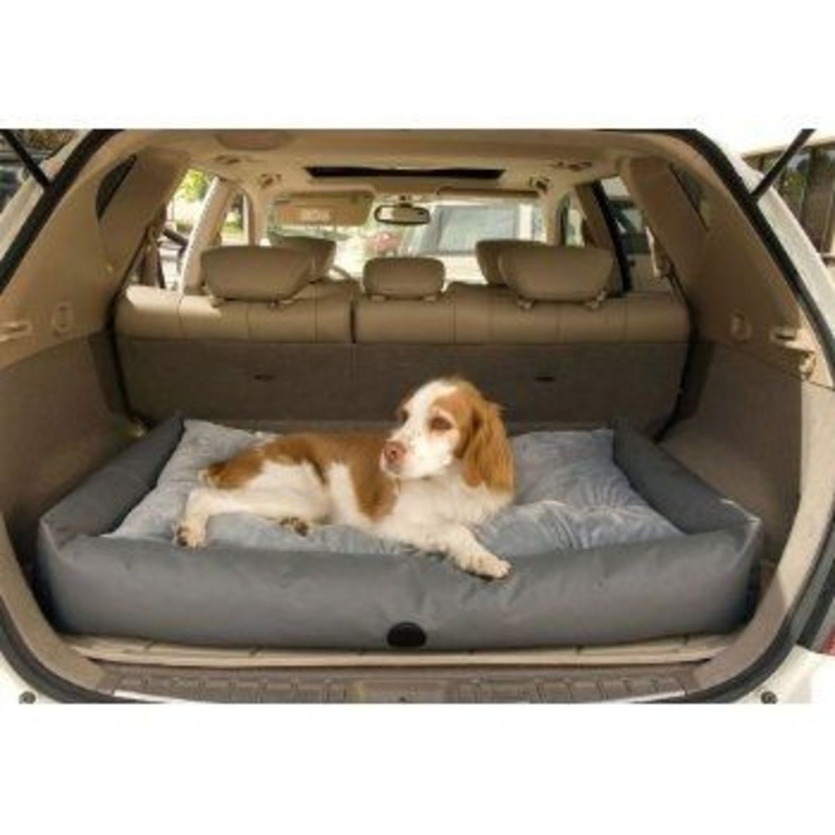 K&H travel SUV pet bed