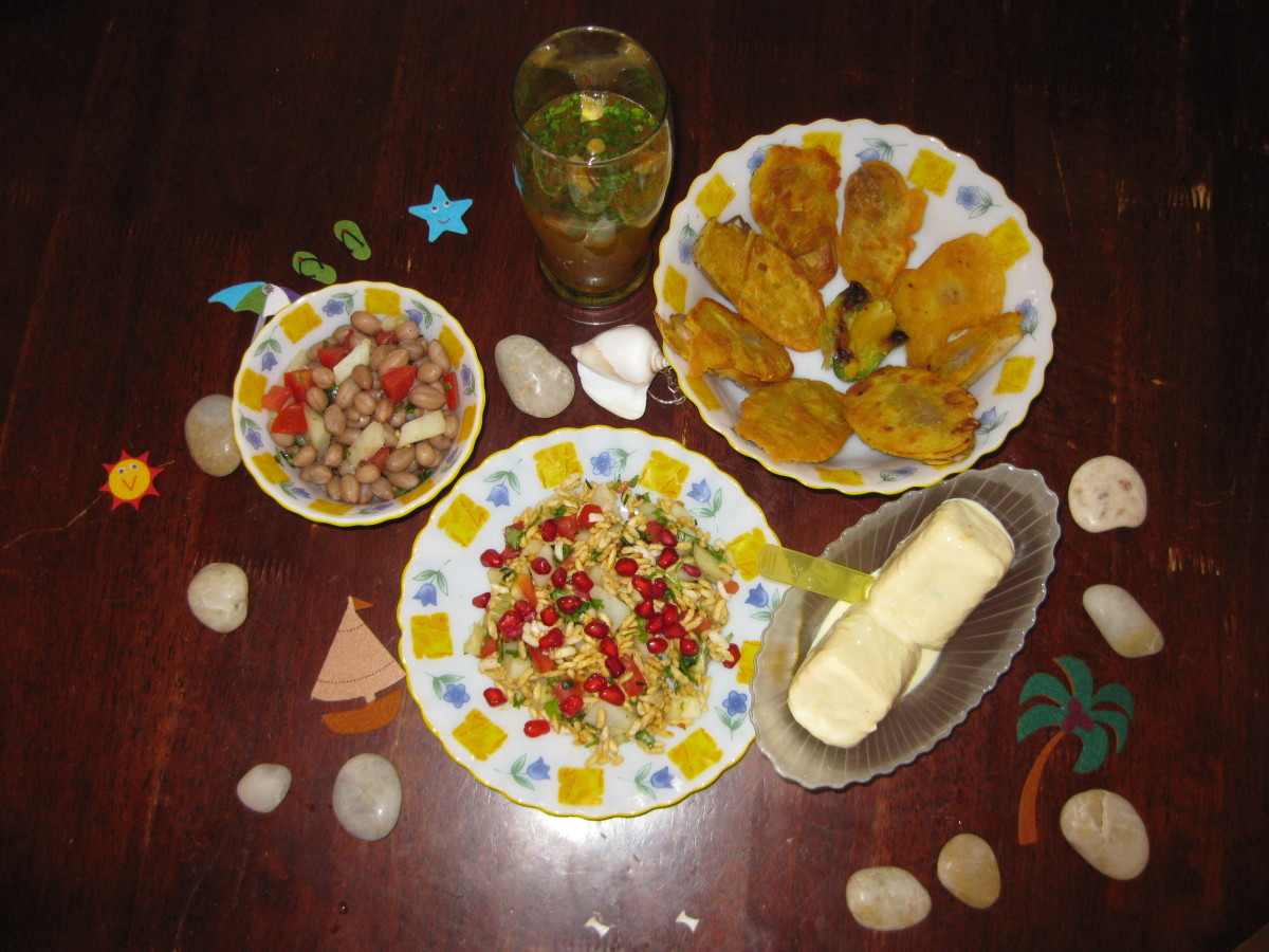 5 Healthy and Delicious Beach Snacks of India