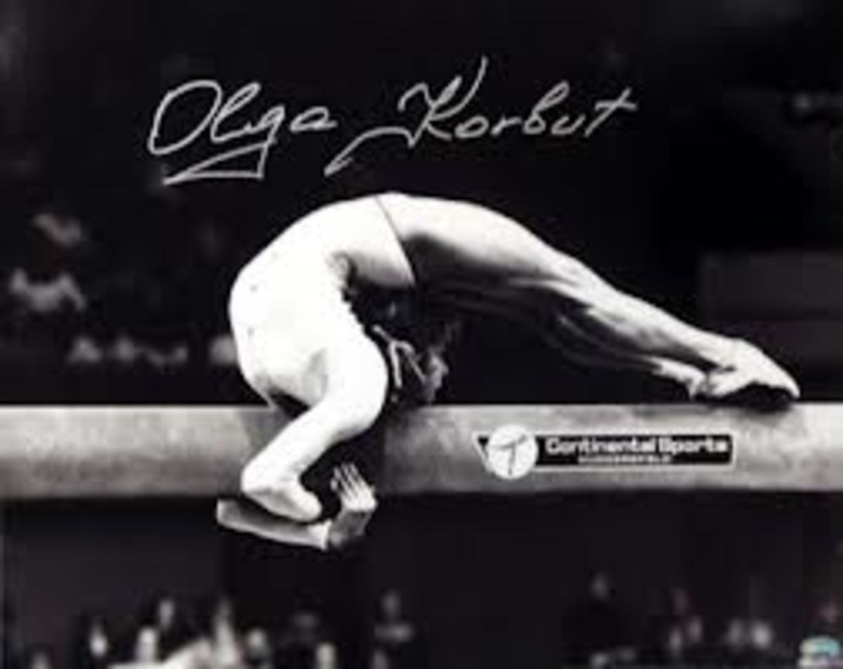 Olga Korbut: The Dawn of Modern Gymnastics