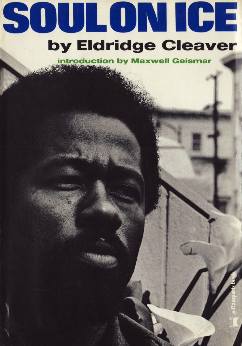 """I raped a lot of white women.  Rape was an insurrectionary act. It delighted me that I was defying and trampling upon the white man's law, upon his system of values, and that I was defiling his women...I felt I was getting revenge."" ELDRIDGE CLEAVER"
