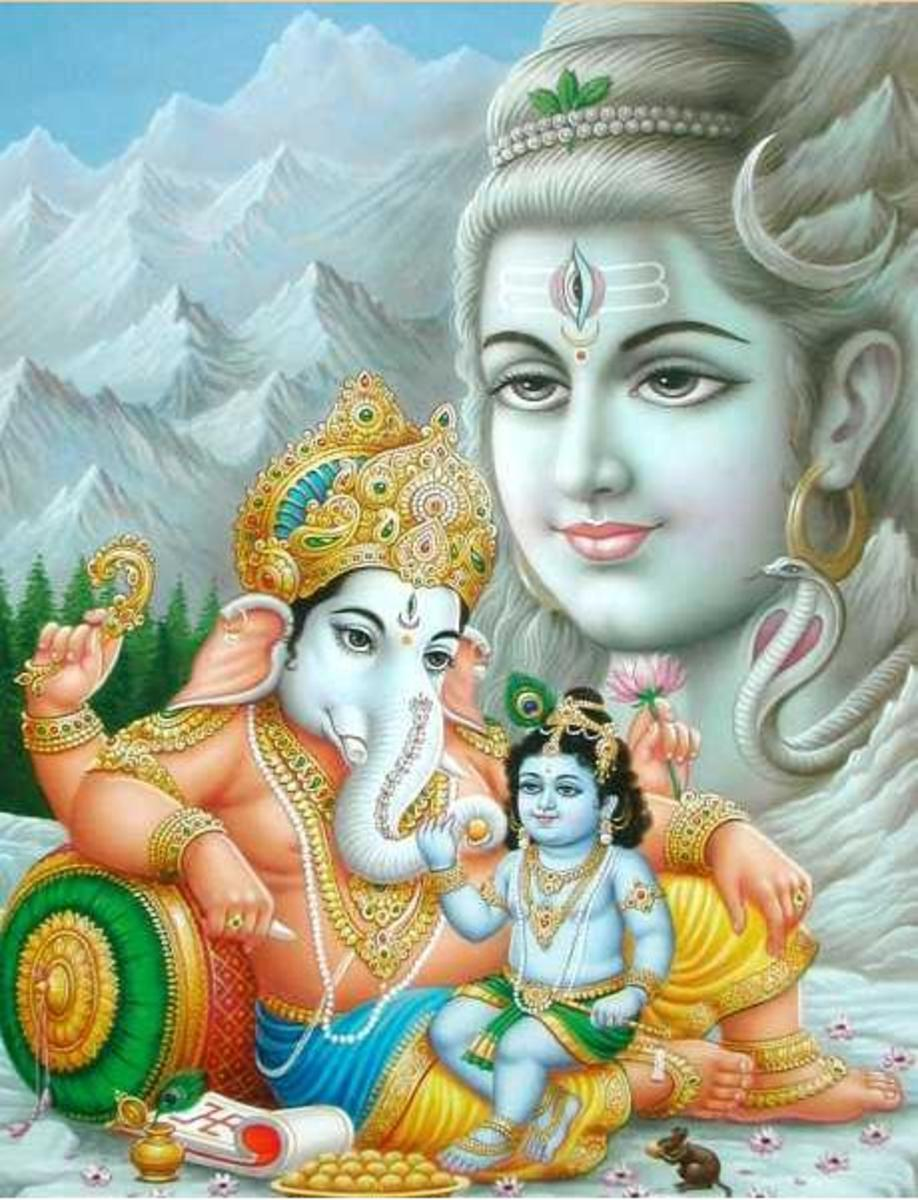 Why You Shouldn't See the Moon on Ganesh Chaturthi: The Syamantaka Gem Story