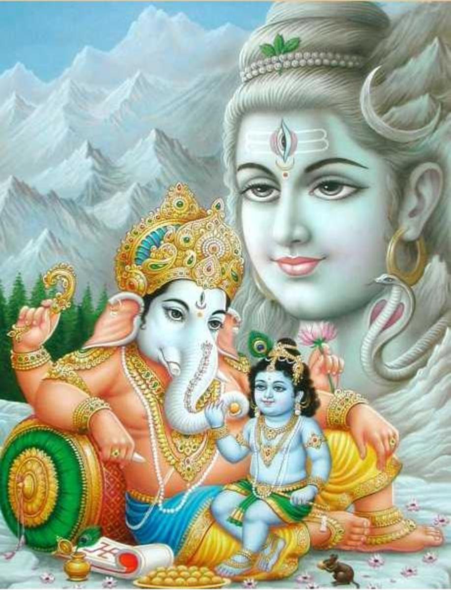 why-you-should-not-see-the-moon-on-ganesh-chaturthi-story-of-the-syamantaka-gem