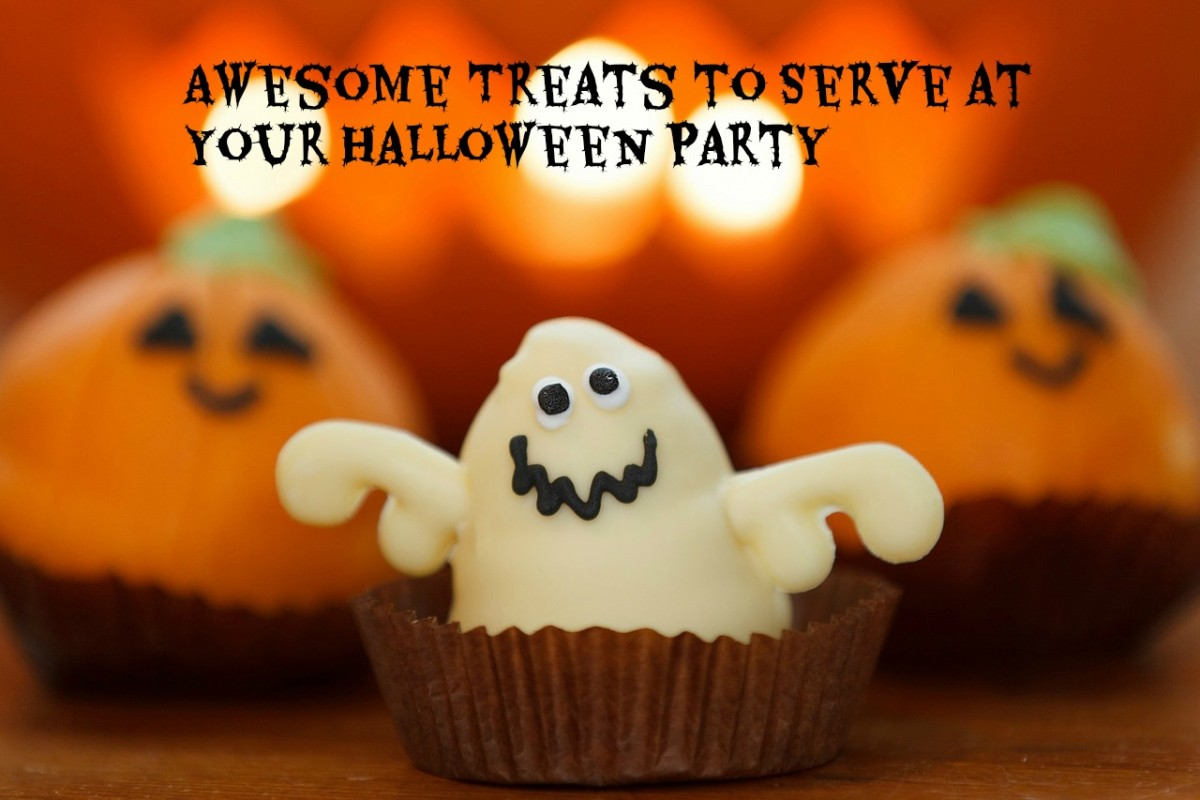 Awesome Treats to Serve at Your Halloween Party
