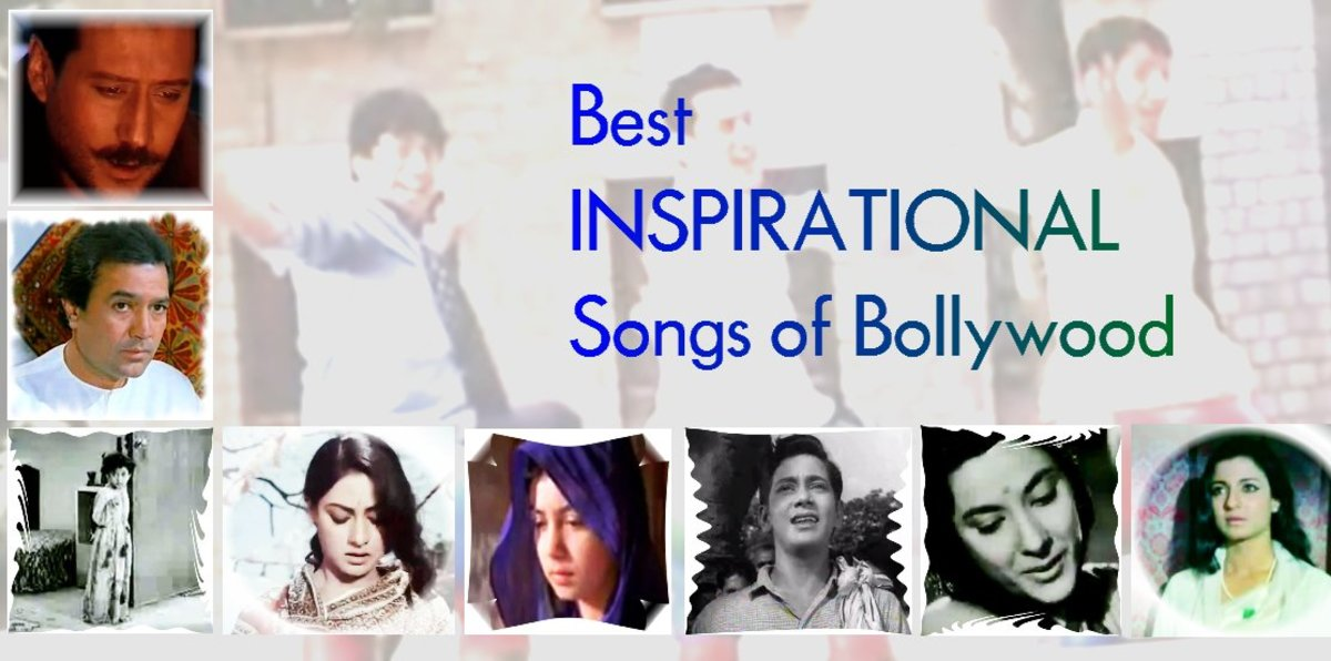 Best Inspirational Songs of Bollywood
