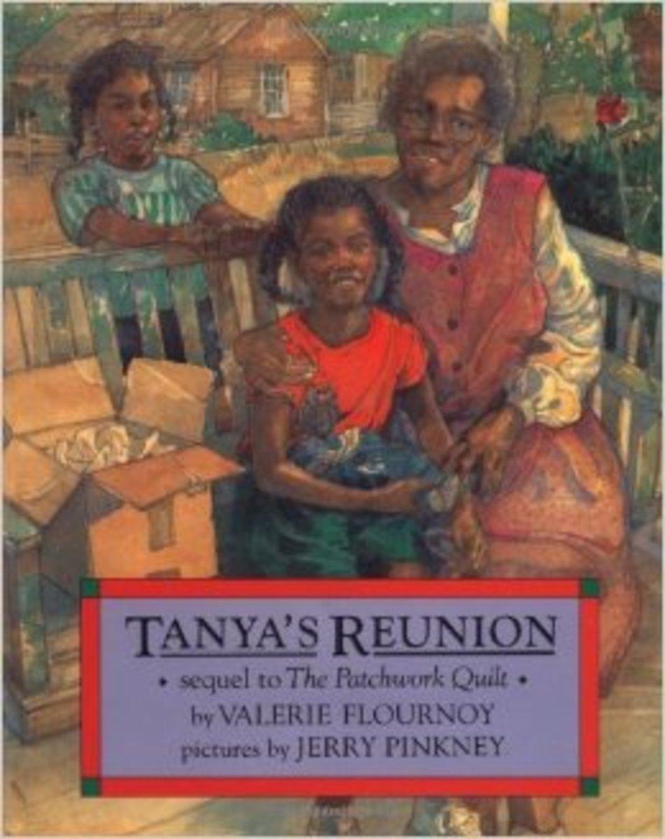Tanya's Reunion by Valerie Flournoy