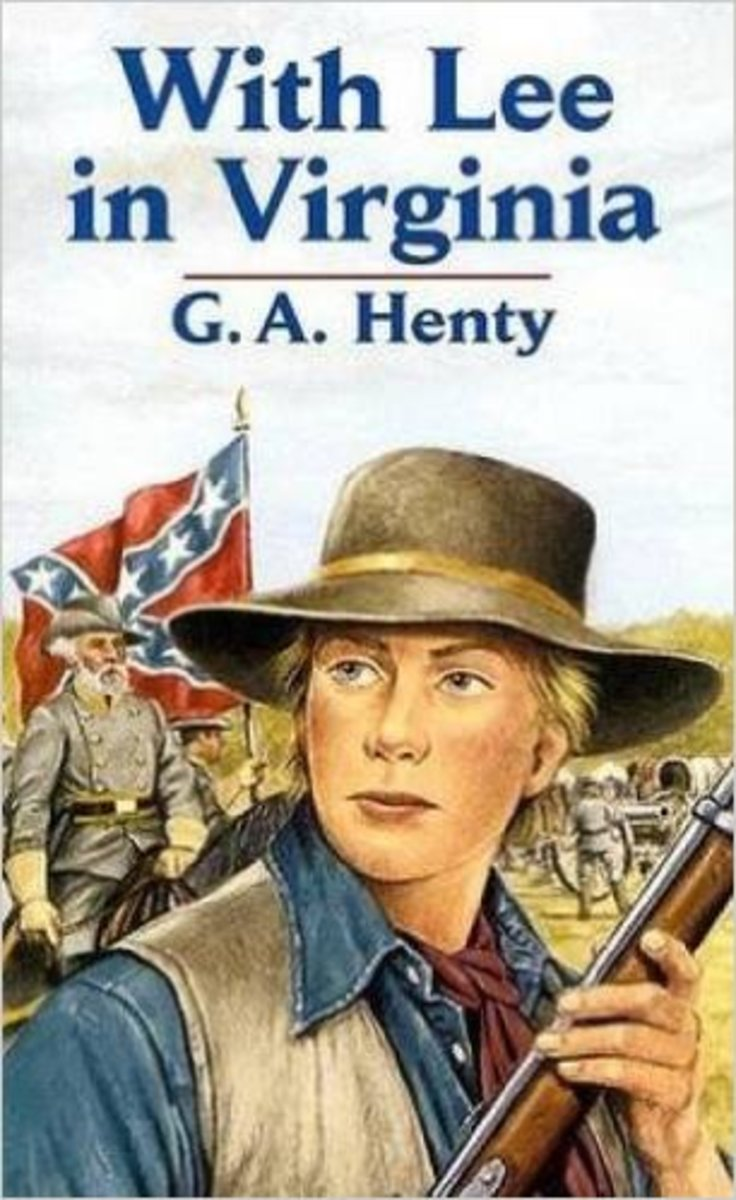 With Lee in Virginia by G. A. Henty
