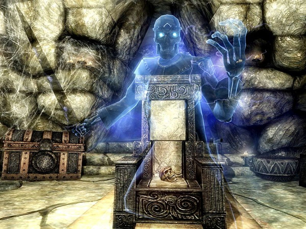 Skyrim: How to Defeat Potema the Wolf Queen